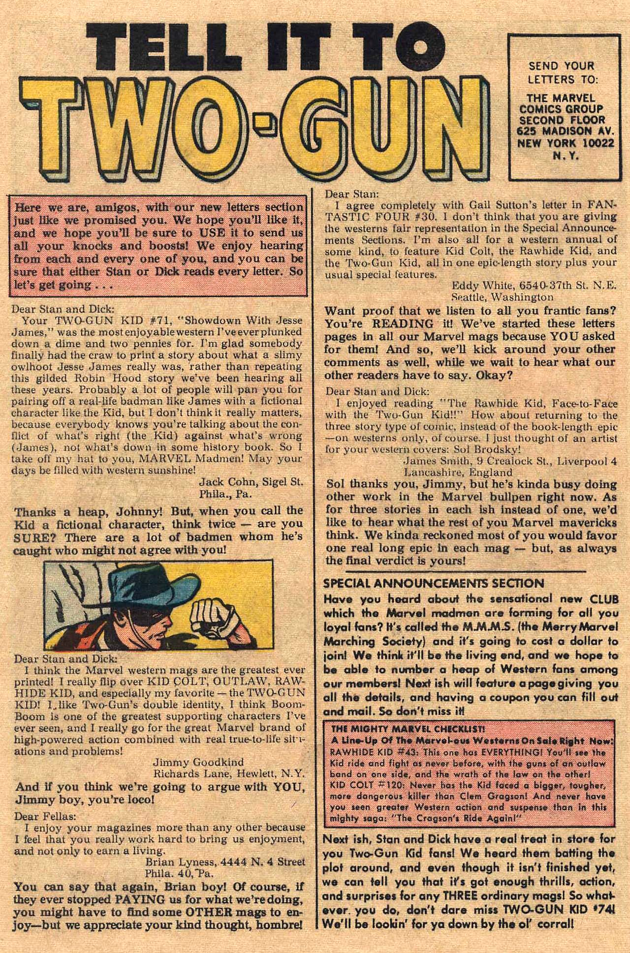 Read online Two-Gun Kid comic -  Issue #73 - 31