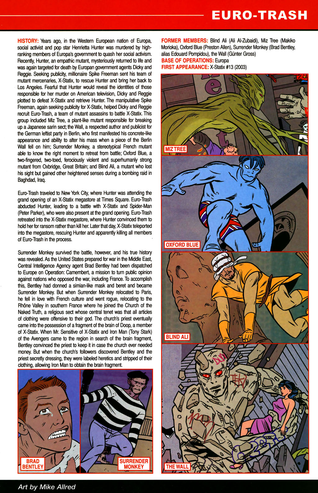 Read online All-New Official Handbook of the Marvel Universe A to Z comic -  Issue #4 - 23