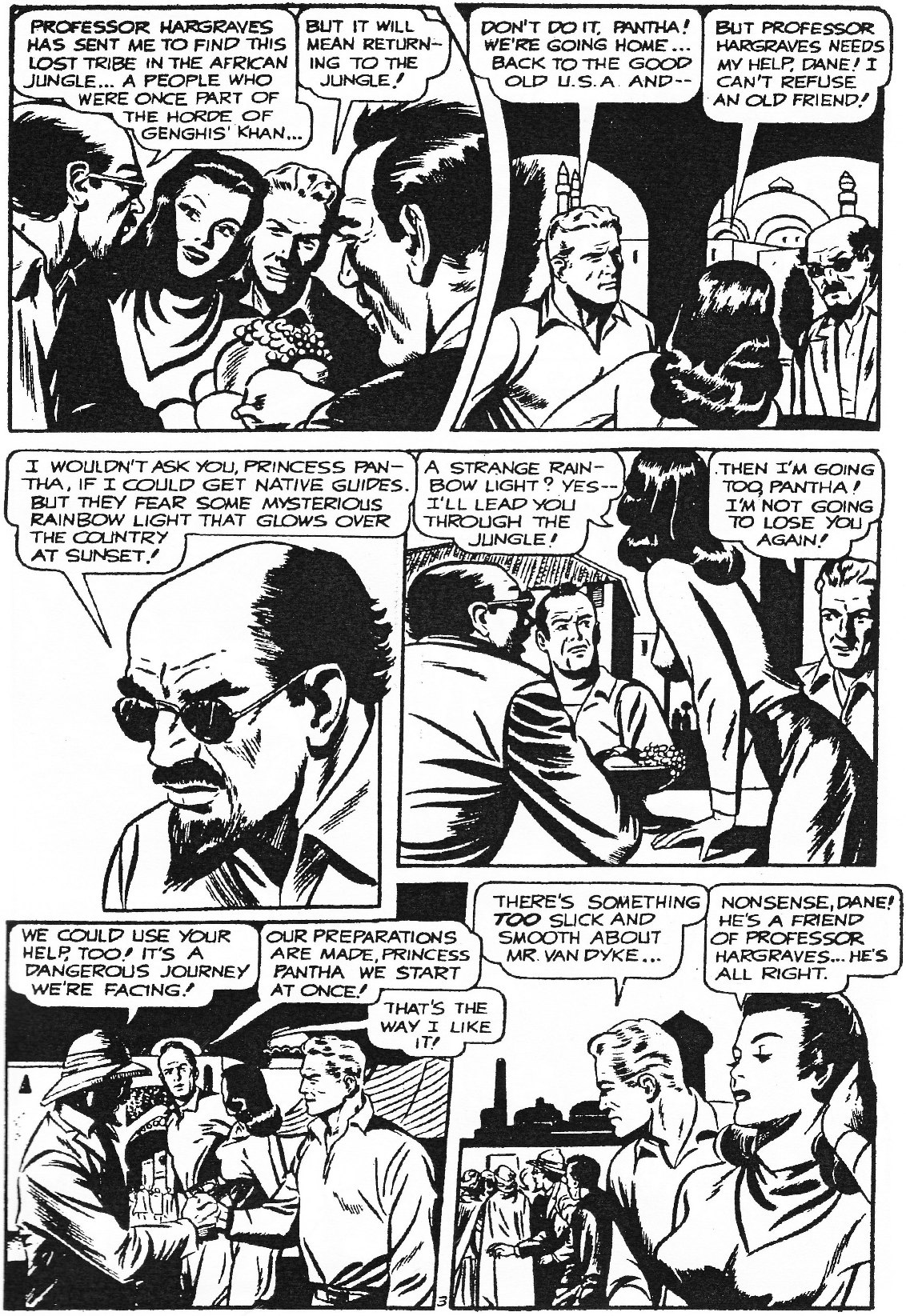 Read online Men of Mystery Comics comic -  Issue #84 - 107