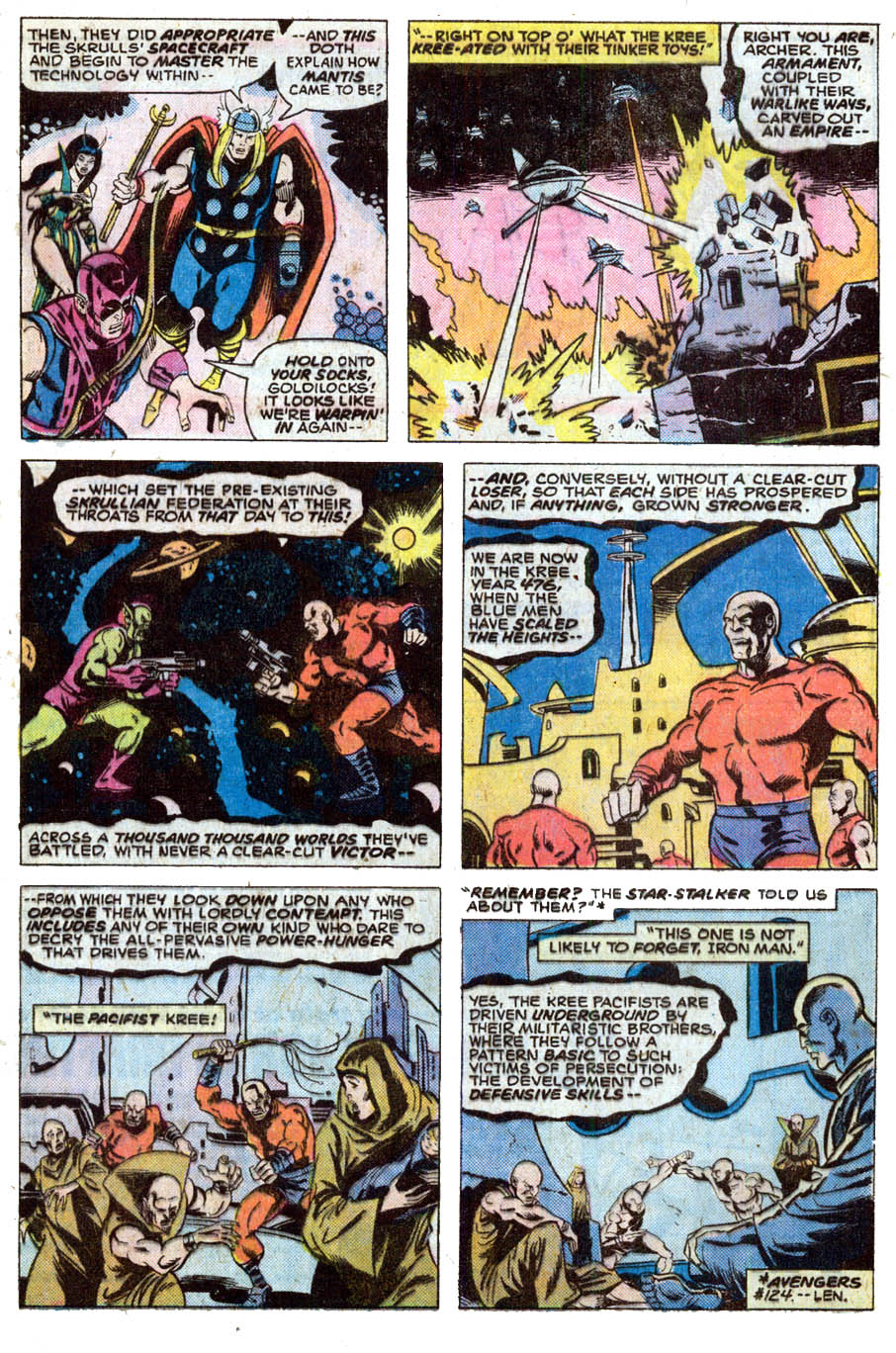 The Avengers (1963) 134 Page 3