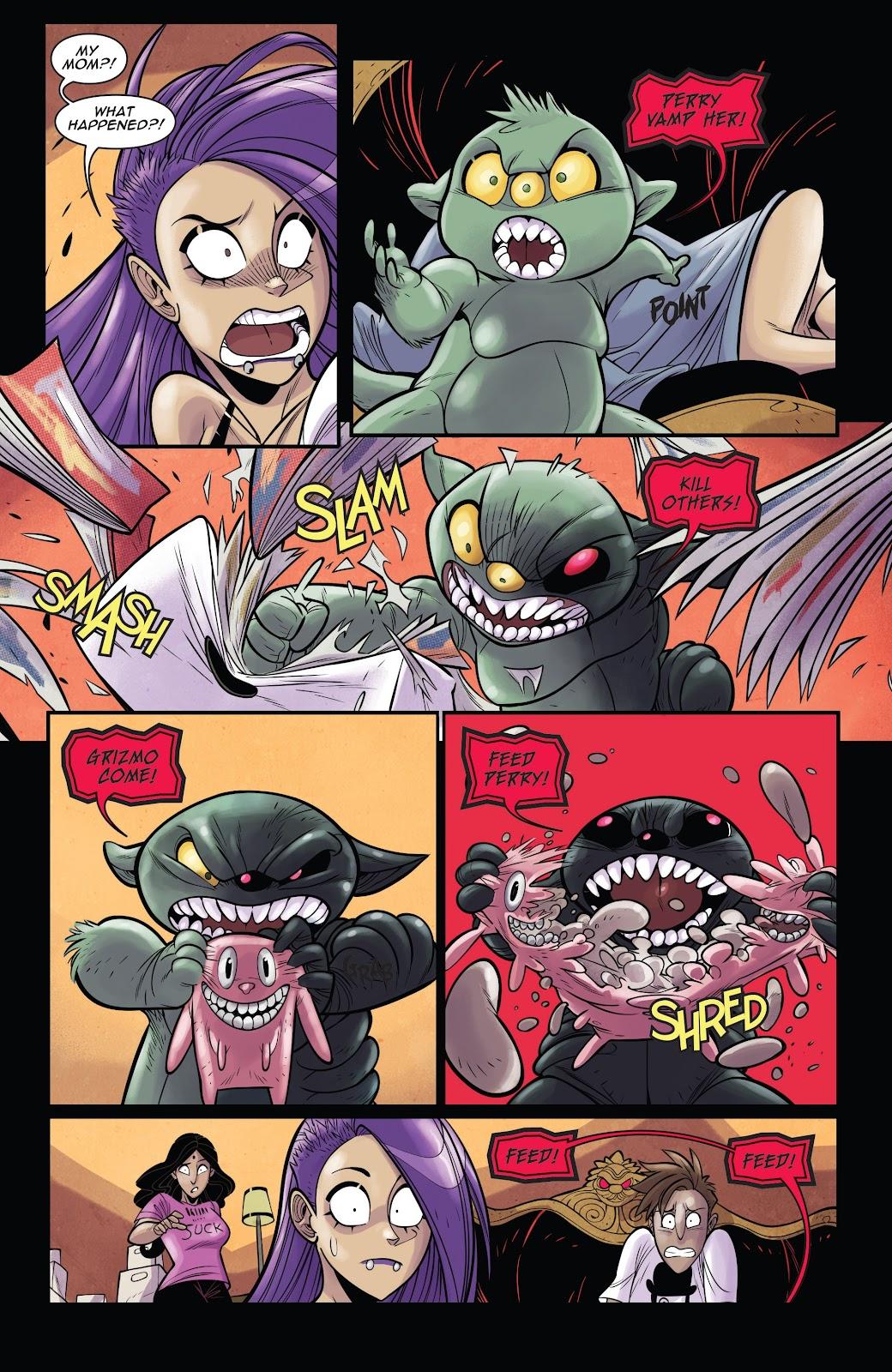Read online Vampblade Season 3 comic -  Issue #11 - 12
