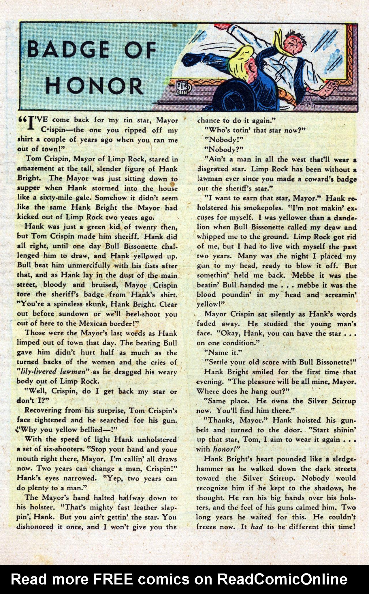 Read online Two-Gun Kid comic -  Issue #10 - 24
