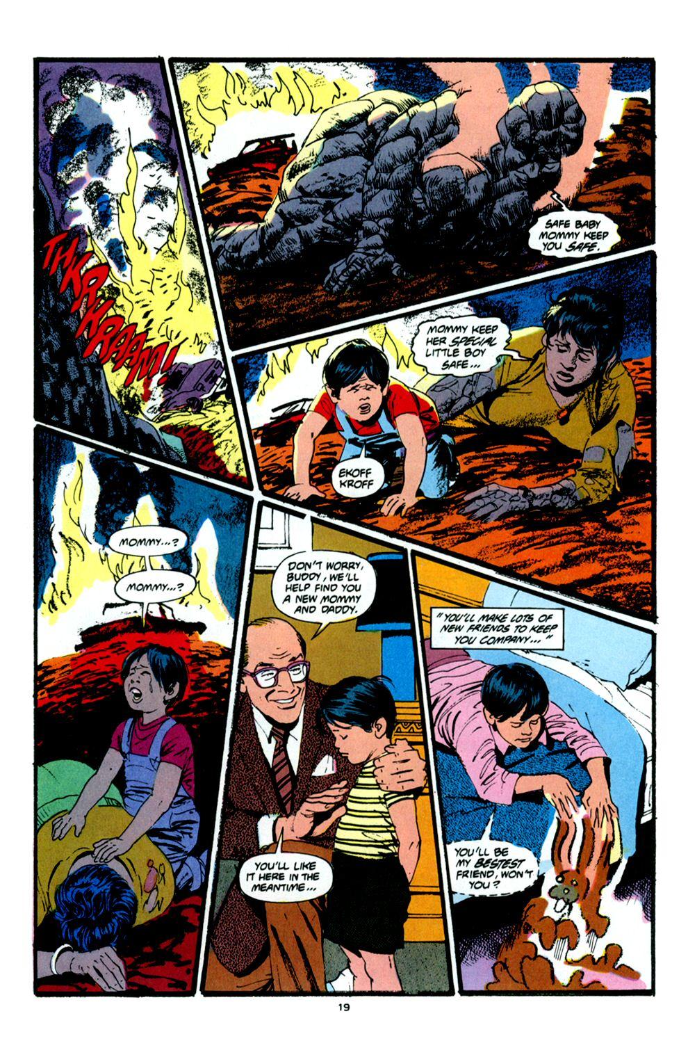 Read online Powerline comic -  Issue #6 - 21