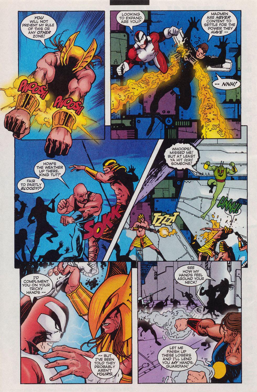 Read online Alpha Flight (1997) comic -  Issue #11 - 17