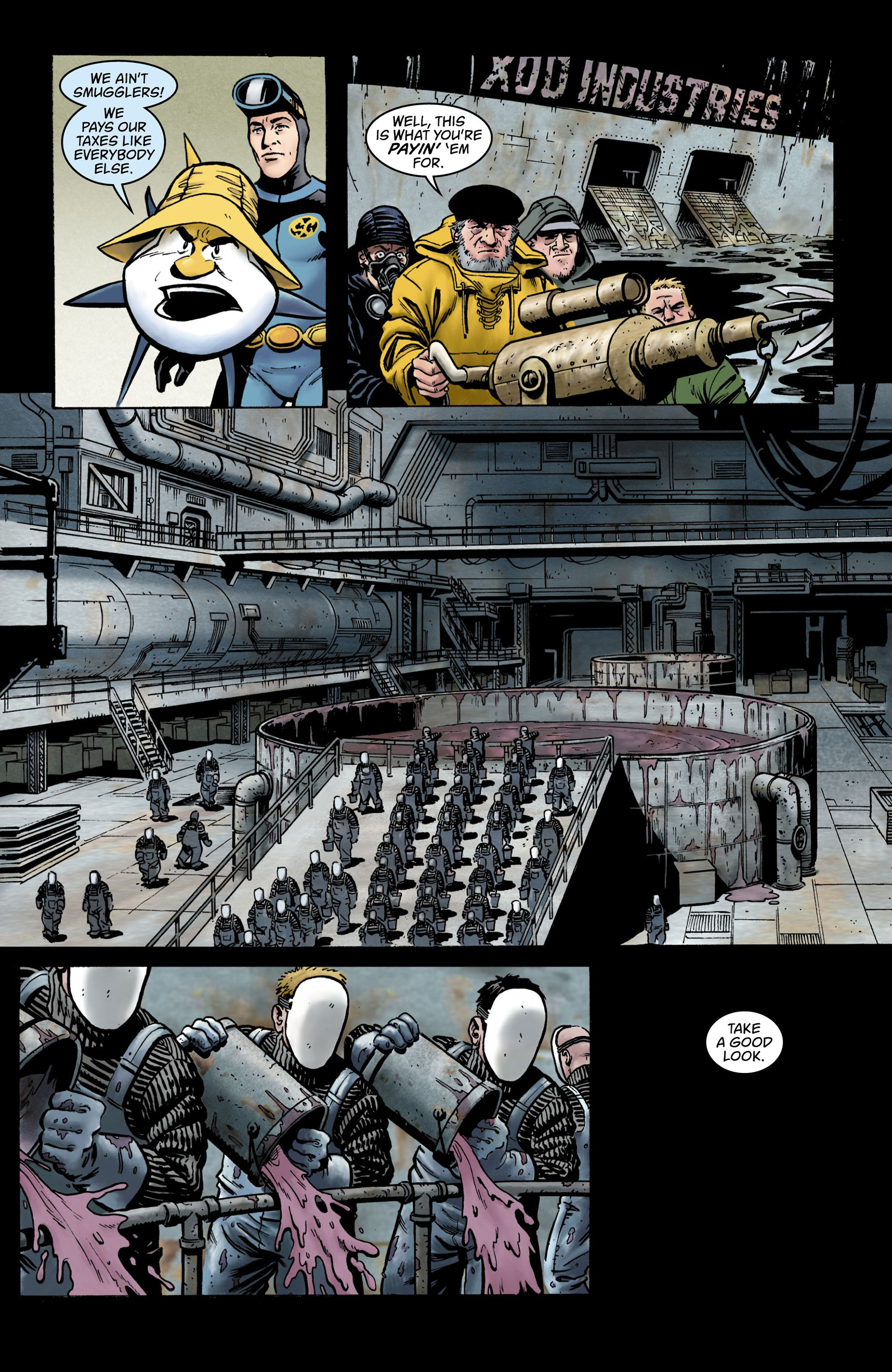 Read online Seaguy comic -  Issue #2 - 13