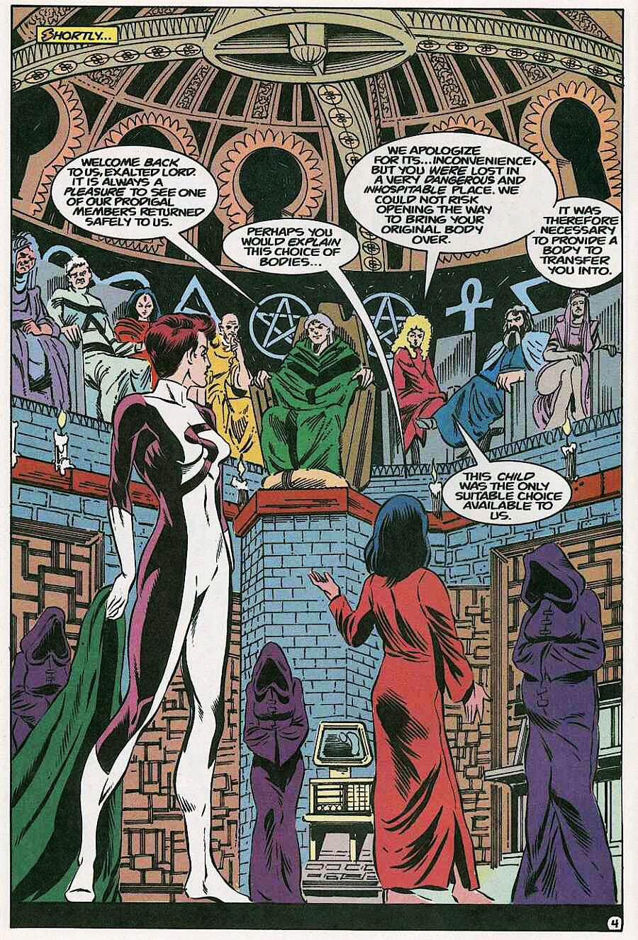 Elementals (1984) issue 18 - Page 6