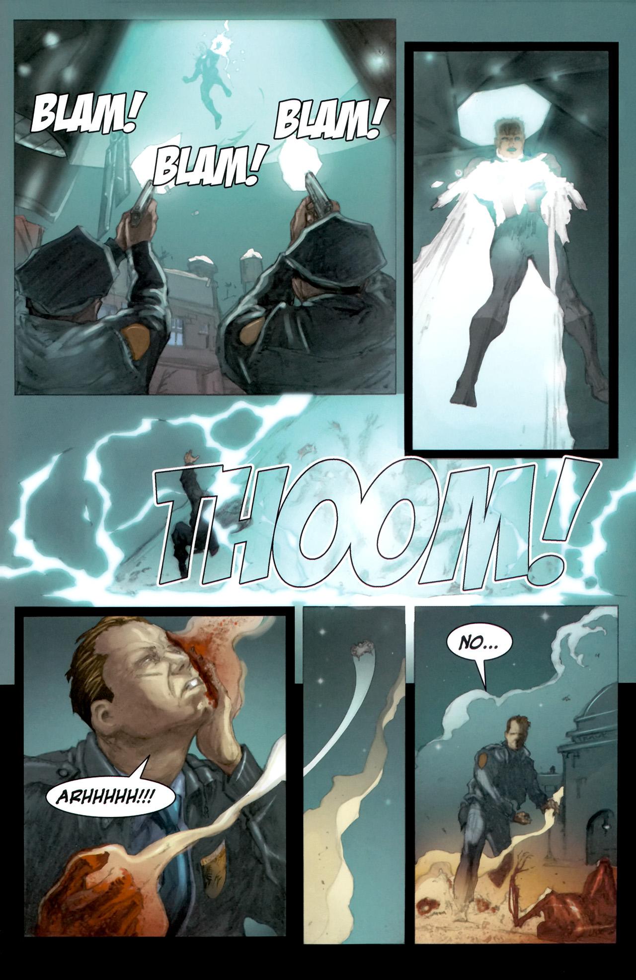 Read online Phoenix comic -  Issue #3 - 22