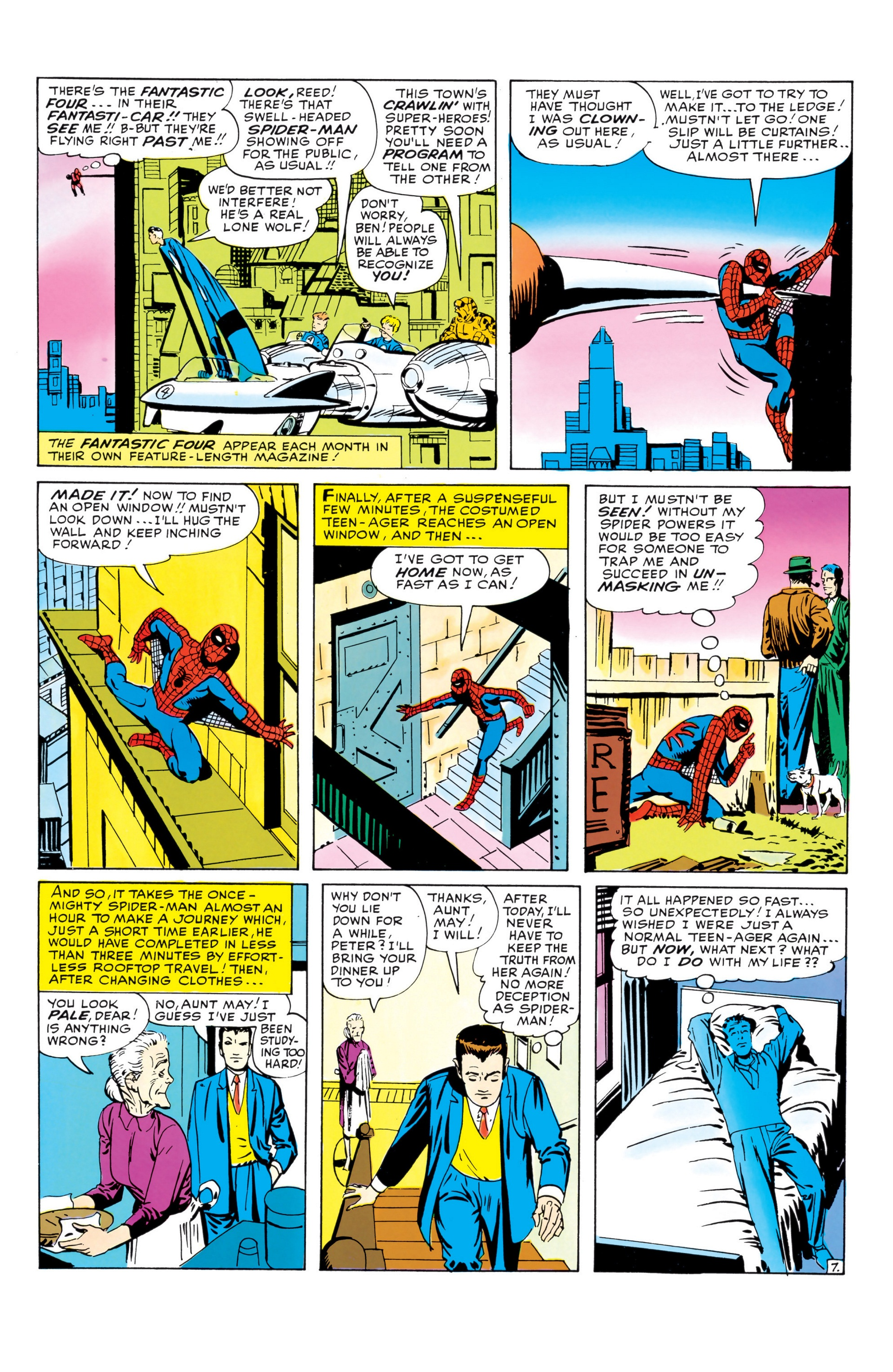 The Amazing Spider-Man (1963) _Annual_1 Page 7