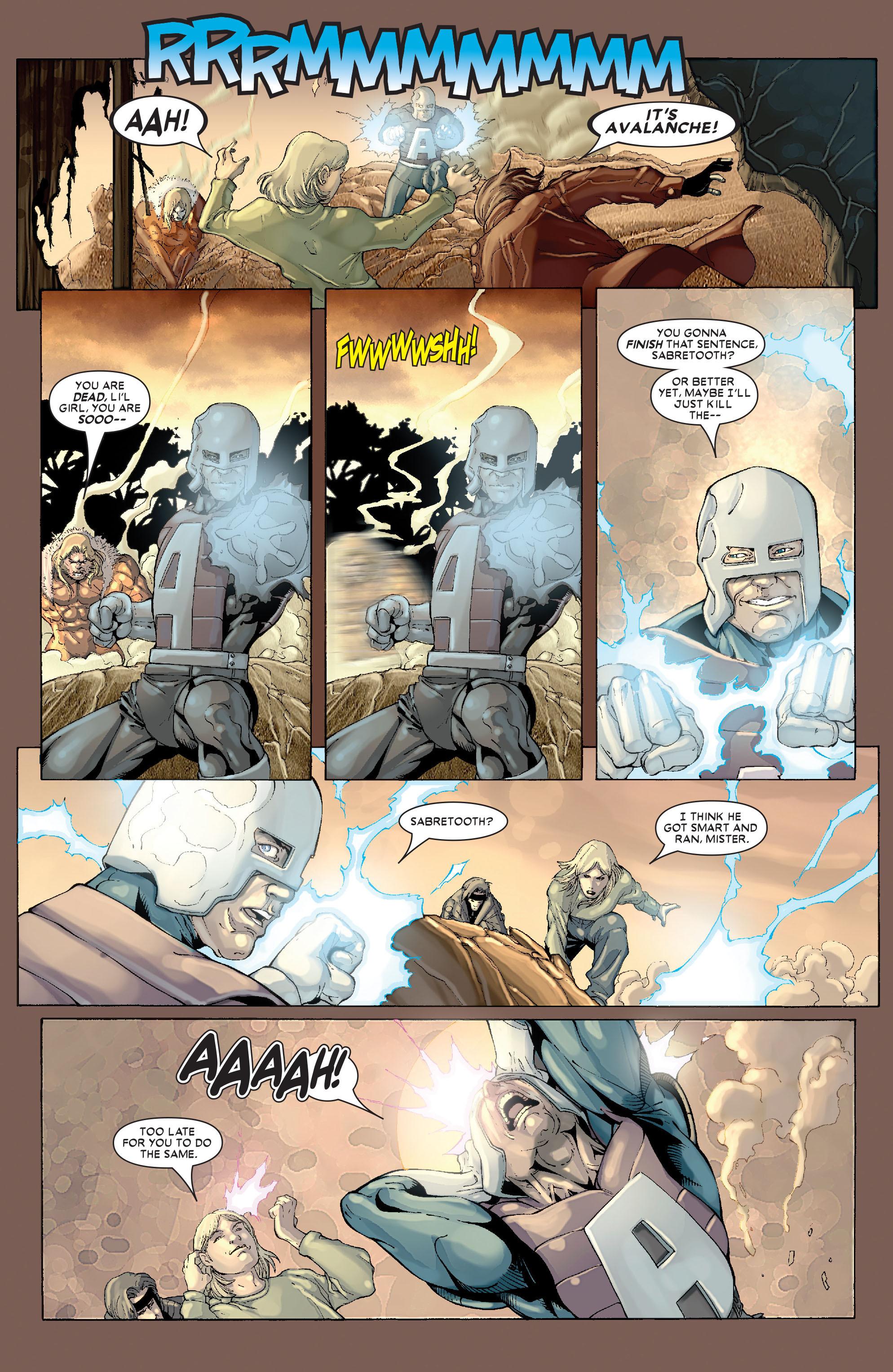 X-Men (1991) 163 Page 11