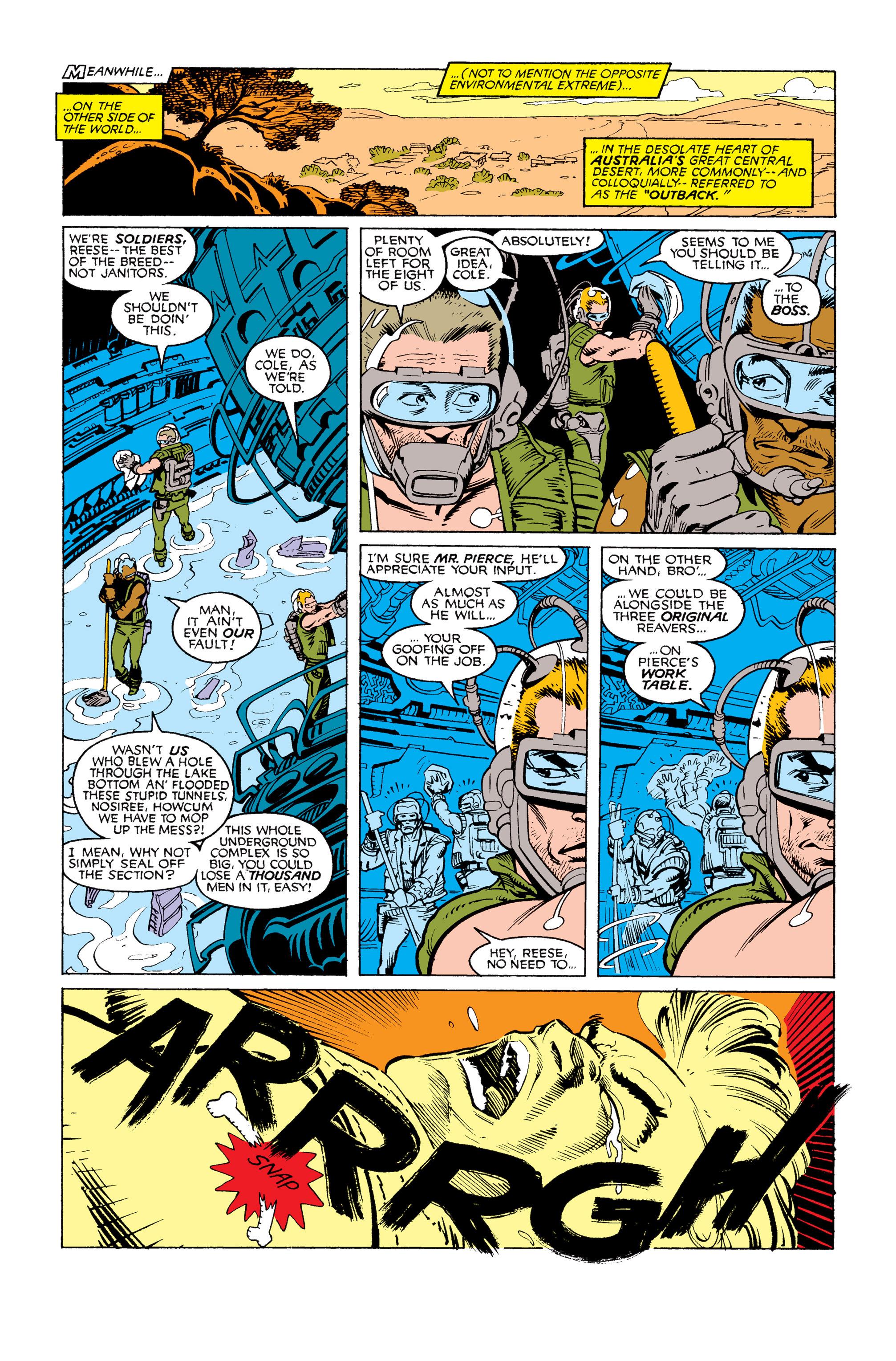 Read online Uncanny X-Men (1963) comic -  Issue #253 - 5