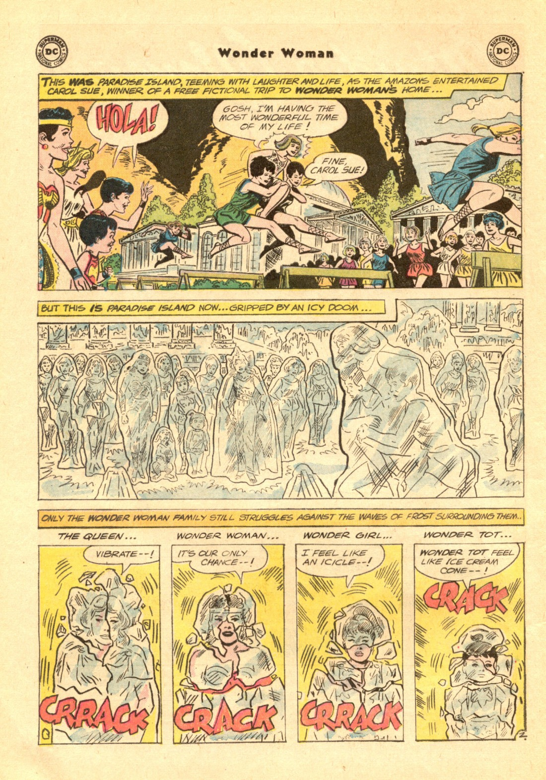 Read online Wonder Woman (1942) comic -  Issue #135 - 4