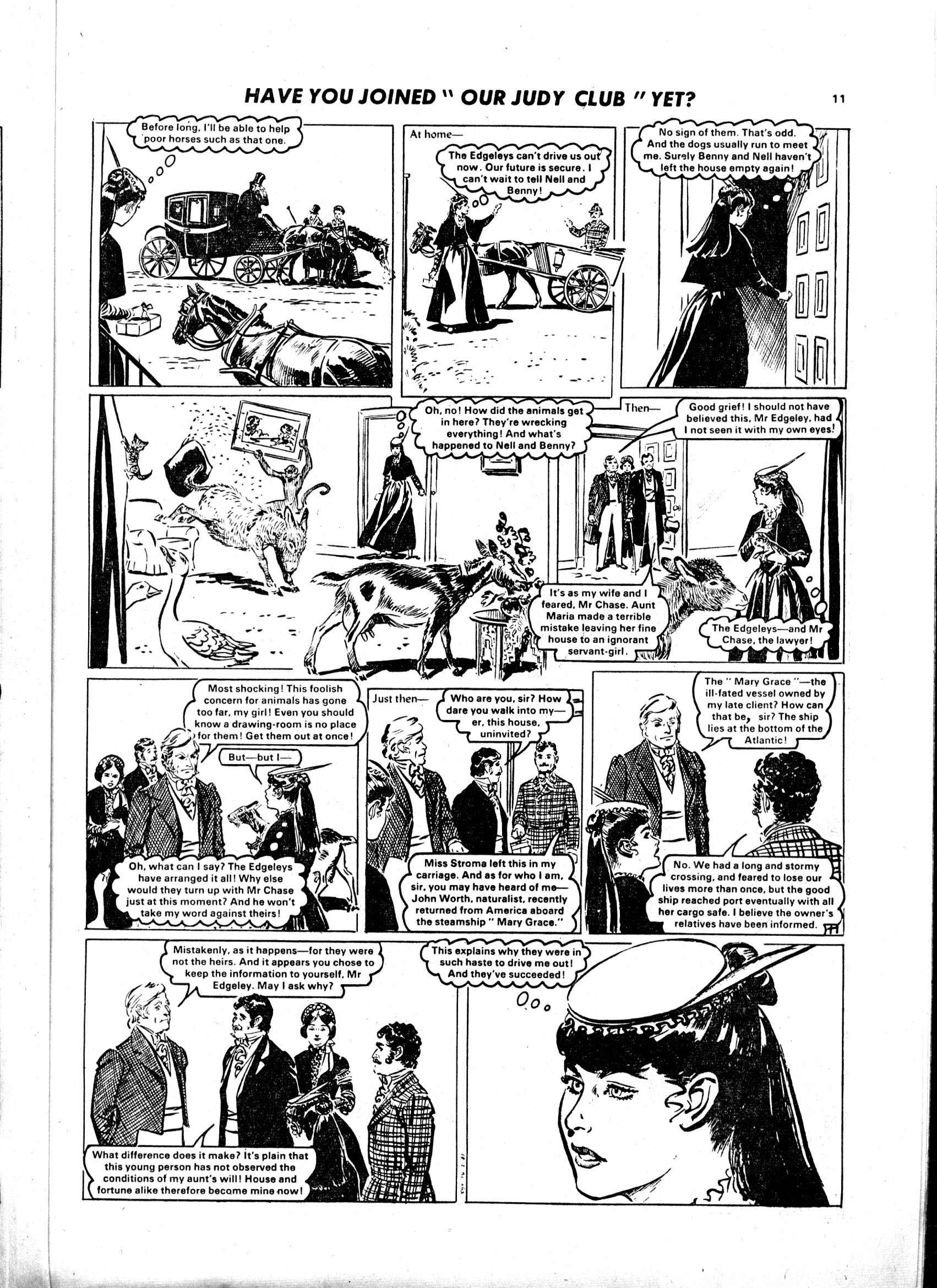 Read online Judy comic -  Issue #1101 - 11
