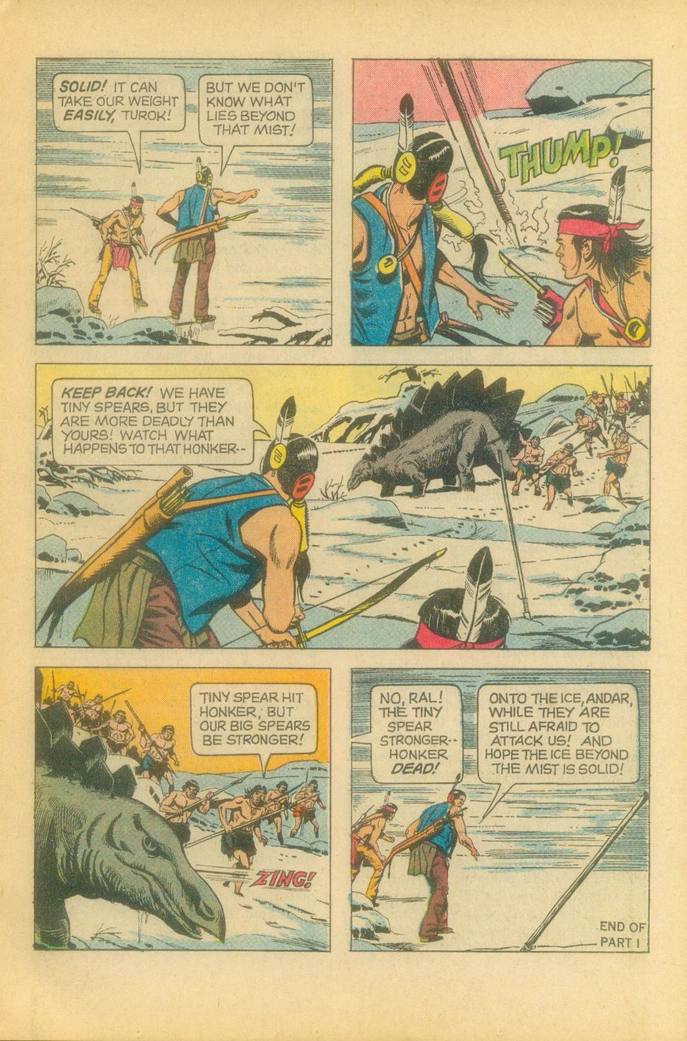 Read online Turok, Son of Stone comic -  Issue #81 - 11