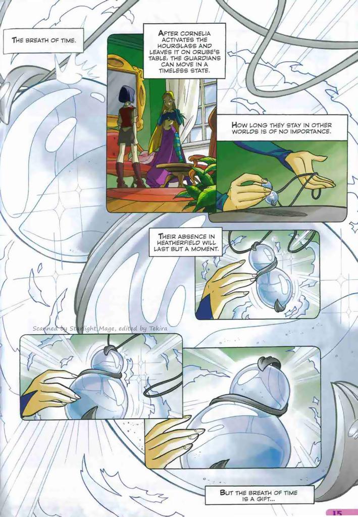 W.i.t.c.h. 46 Page 1