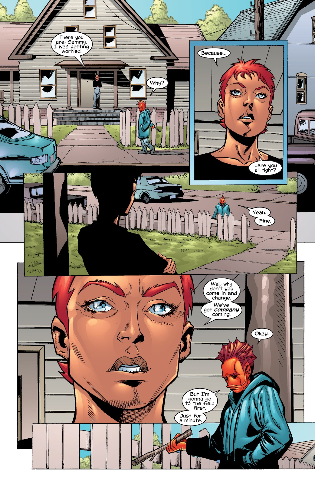 Read online X-Men: Unstoppable comic -  Issue # TPB (Part 1) - 8