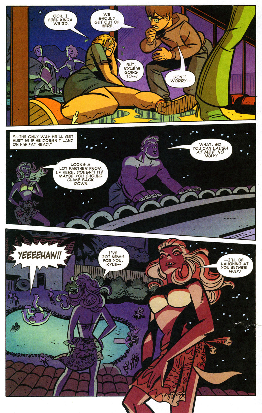 Read online Bad Girls comic -  Issue #2 - 20