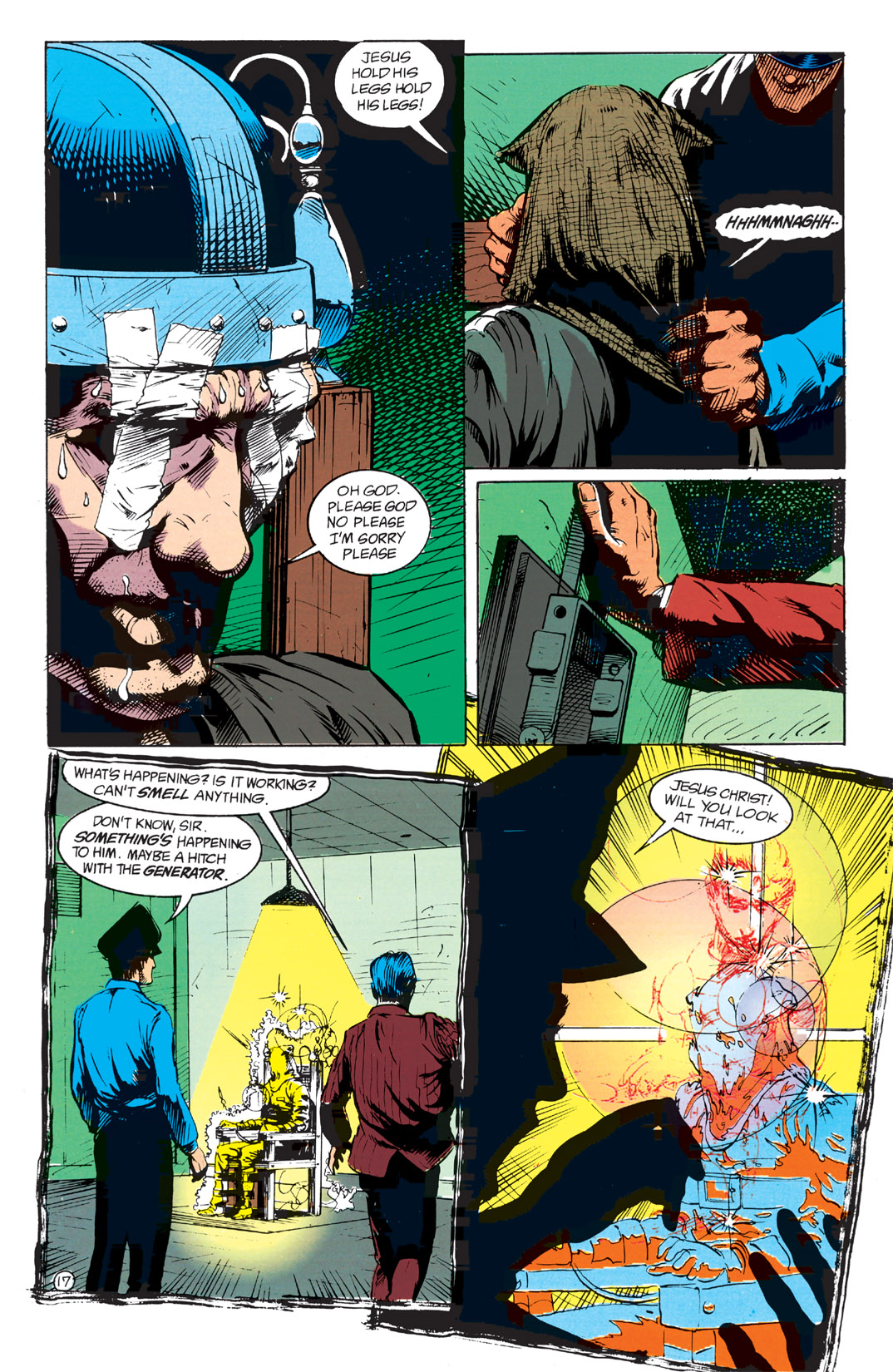 Read online Shade, the Changing Man comic -  Issue #1 - 19
