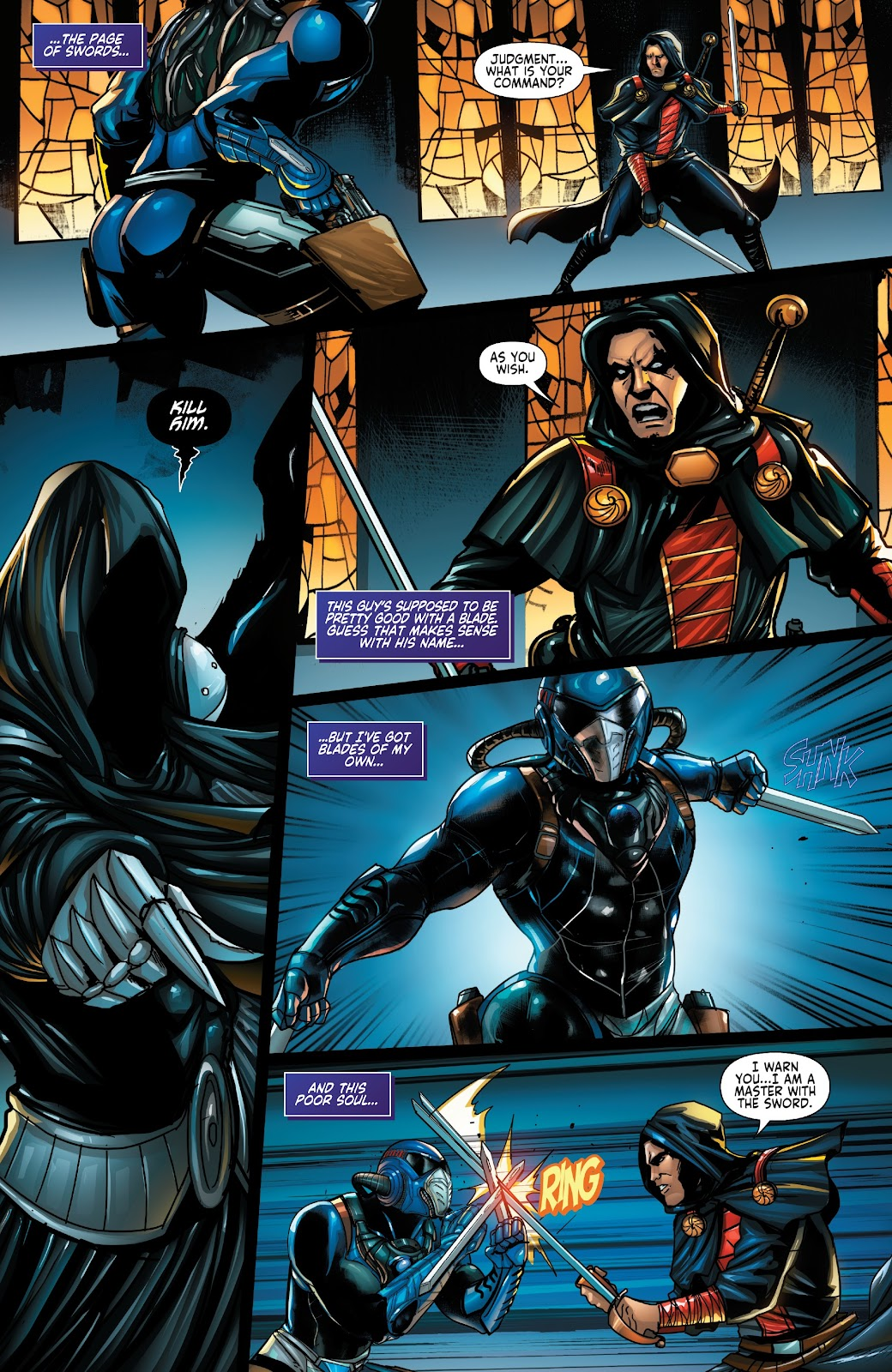 Read online Zodiac comic -  Issue #1 - 9