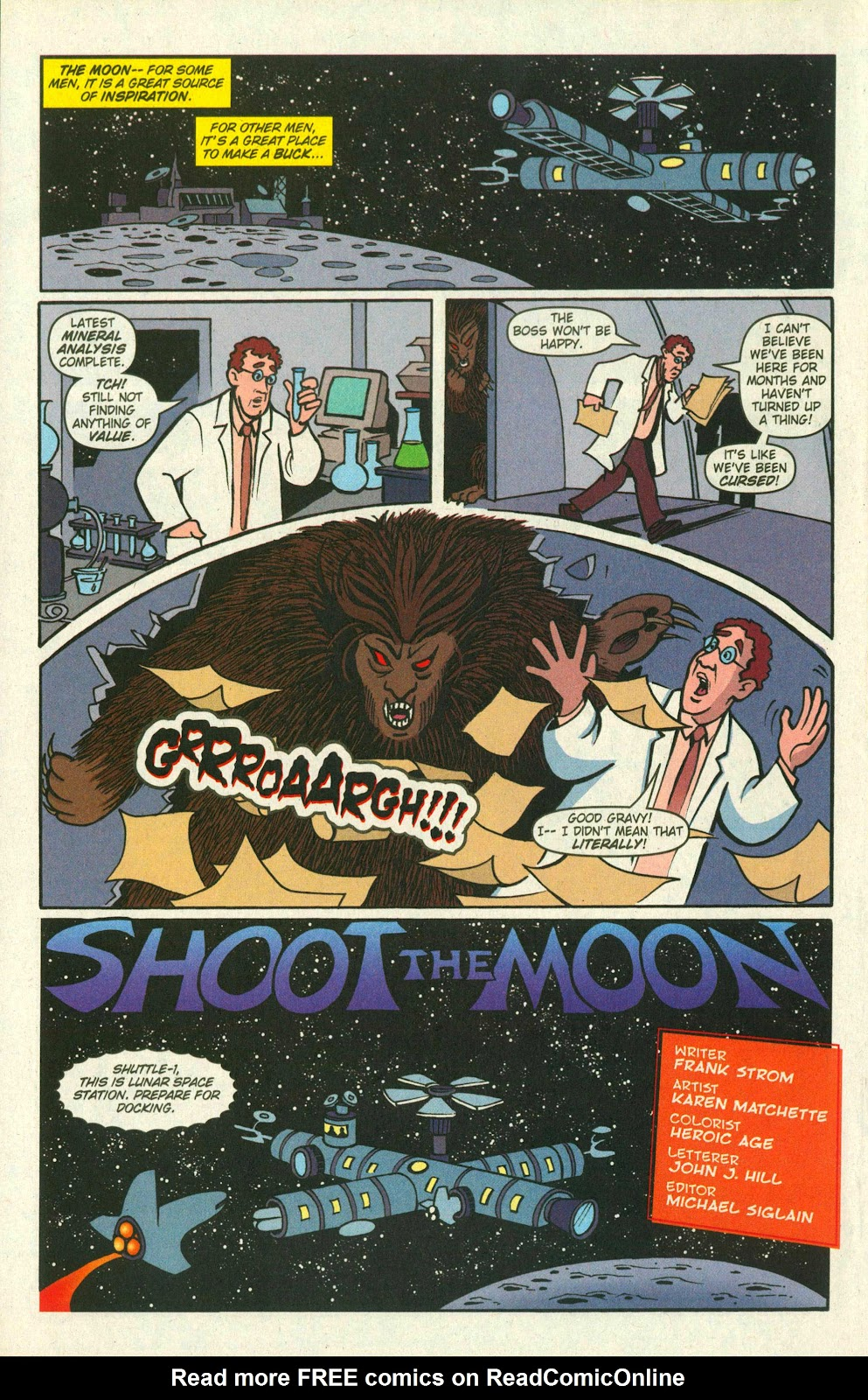 Read online Scooby-Doo (1997) comic -  Issue #114 - 14