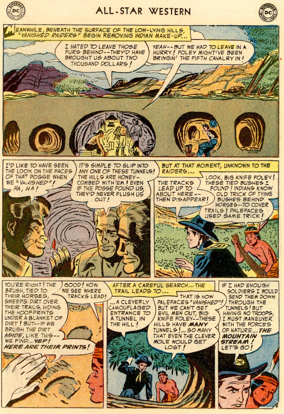 Read online All-Star Western (1951) comic -  Issue #73 - 23
