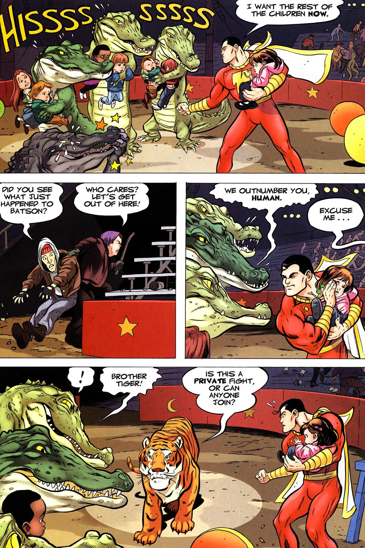 Read online Shazam!: The Monster Society of Evil comic -  Issue #2 - 18