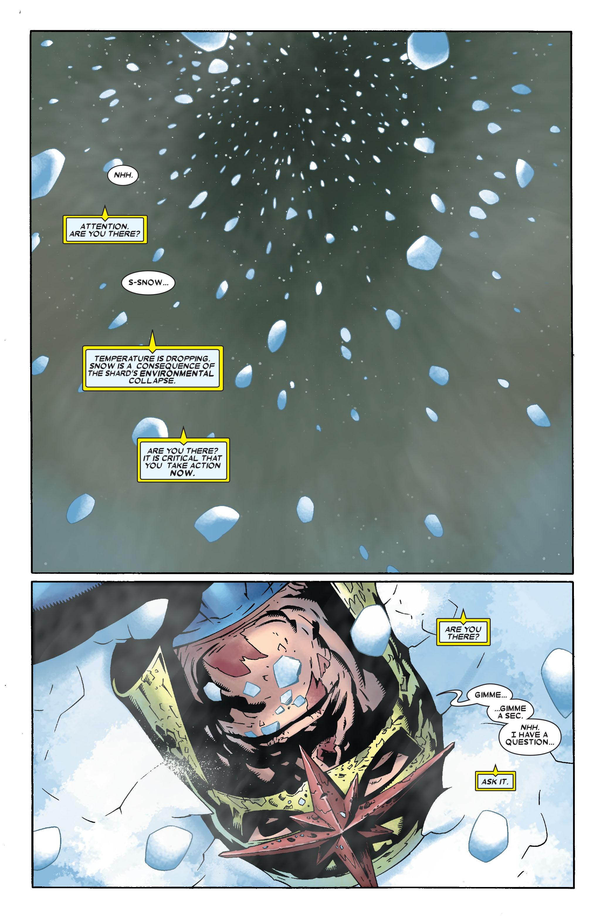 Read online Annihilation: Nova comic -  Issue #1 - 4