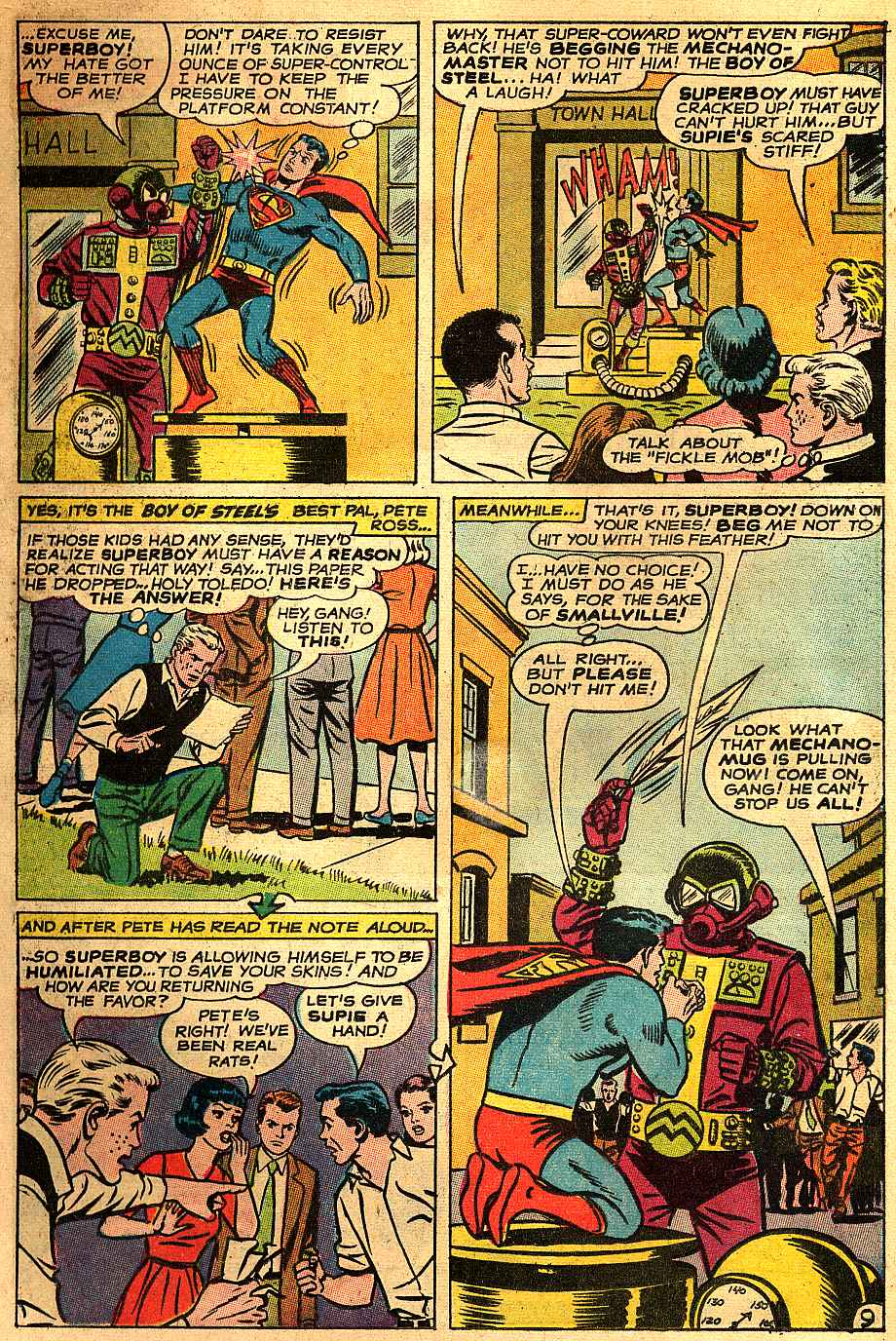 Superboy (1949) issue 135 - Page 10