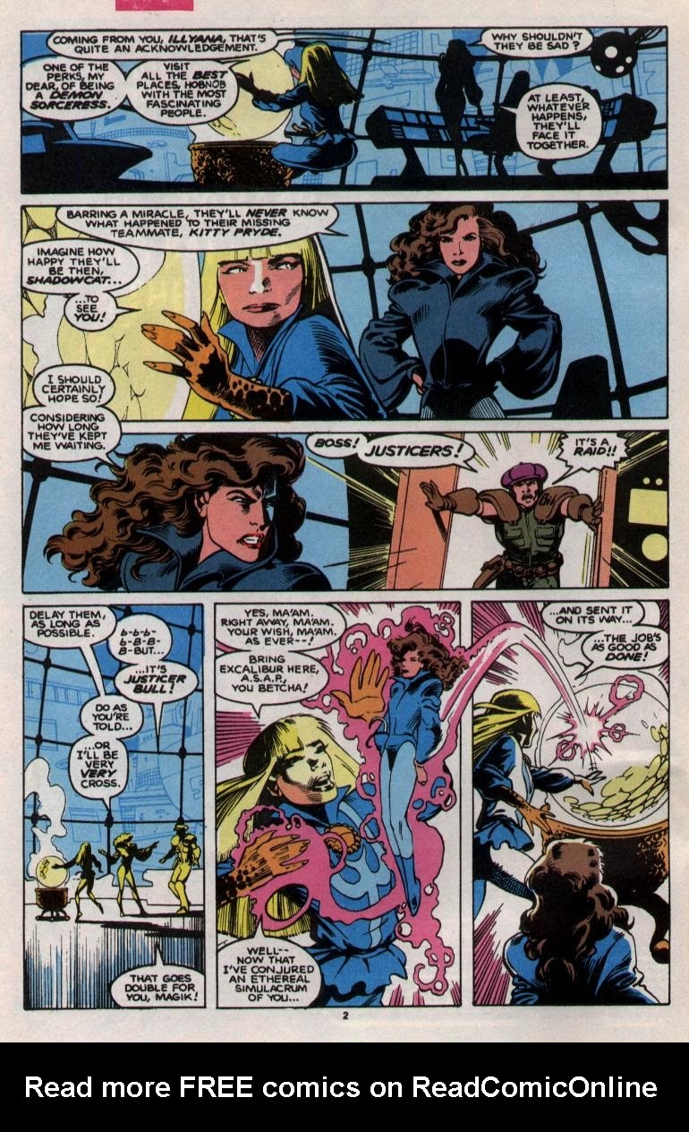 Excalibur (1988) issue 23 - Page 3