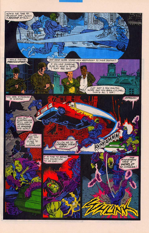 Read online Sleepwalker comic -  Issue #26 - 20