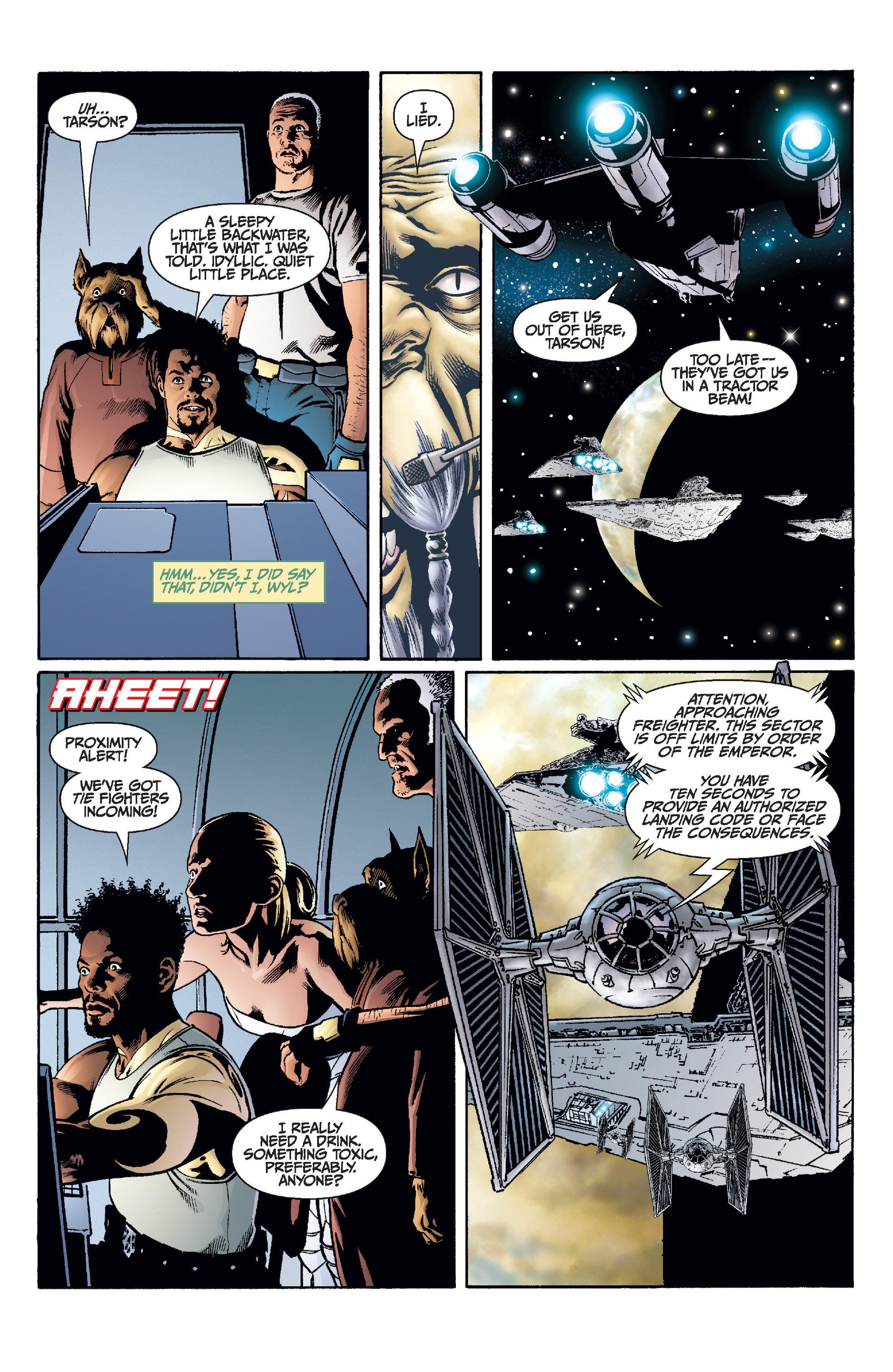 Read online Star Wars Omnibus comic -  Issue # Vol. 20 - 223