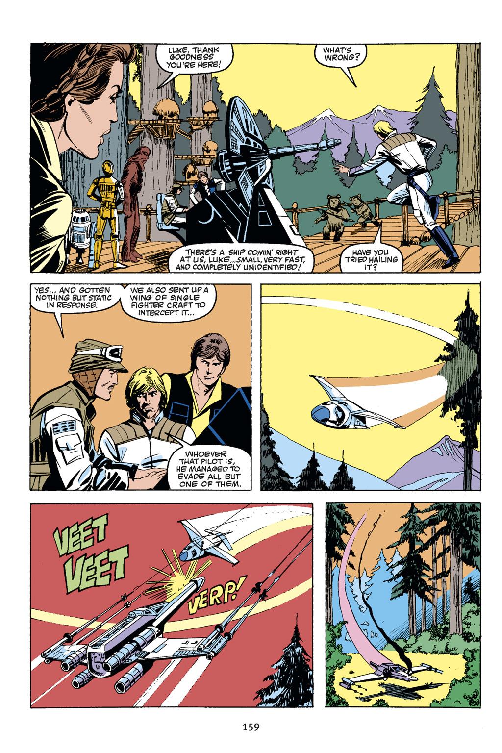 Read online Star Wars Omnibus comic -  Issue # Vol. 21 - 152