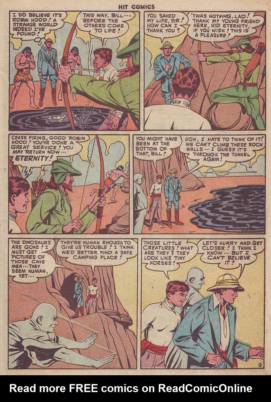 Read online Hit Comics comic -  Issue #51 - 11