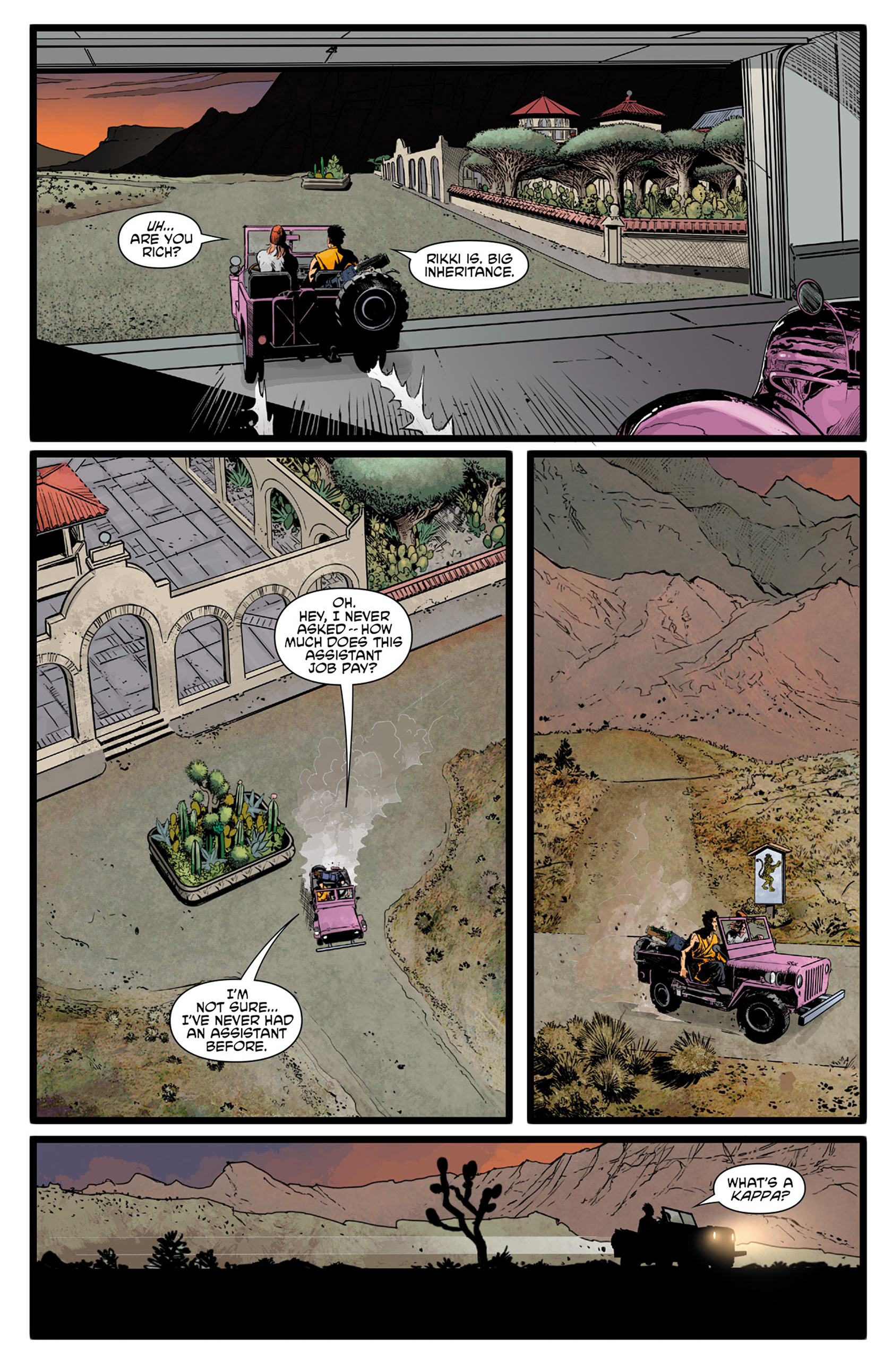 Read online King Tiger comic -  Issue #1 - 17