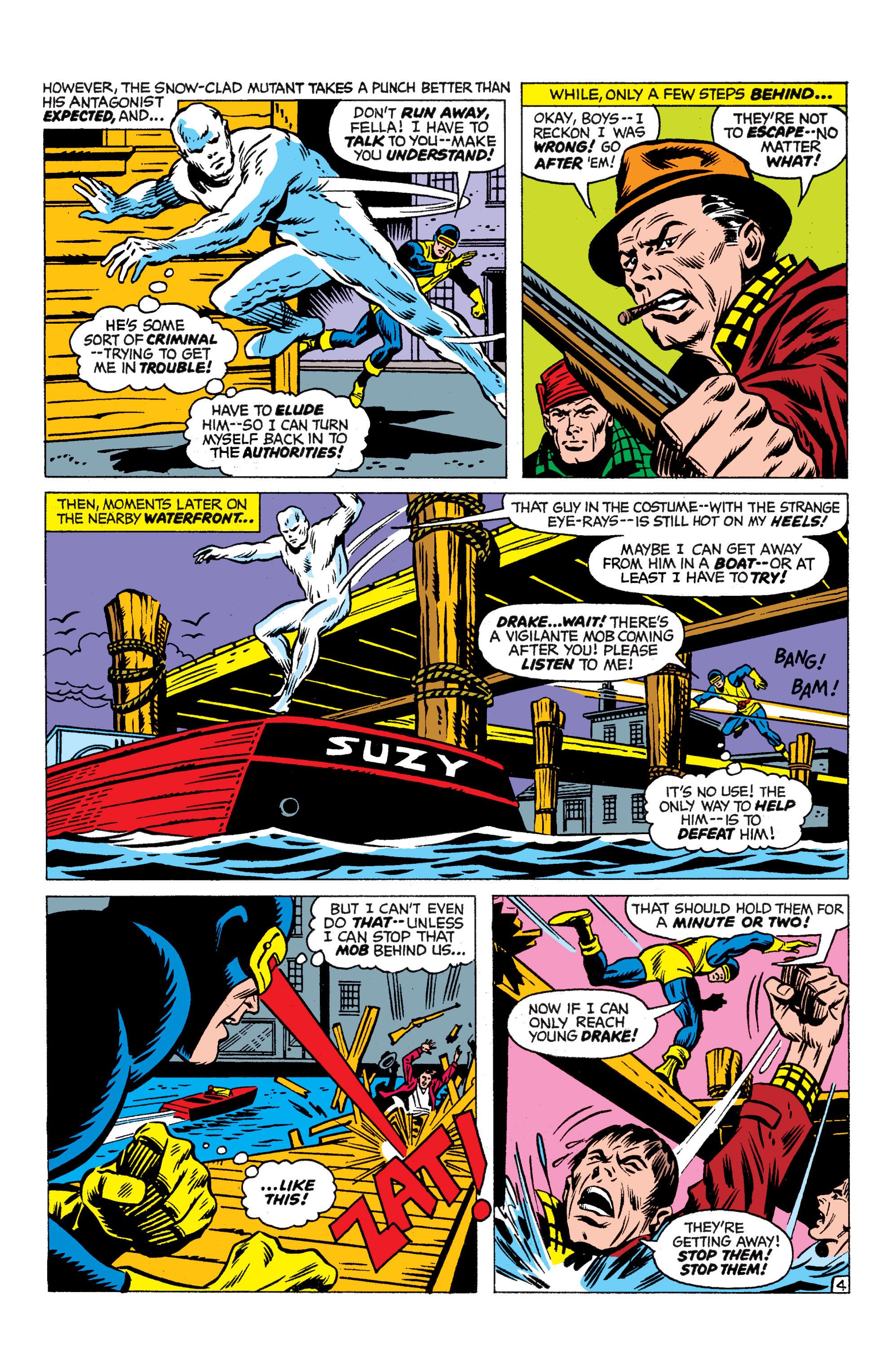 Uncanny X-Men (1963) 45 Page 19