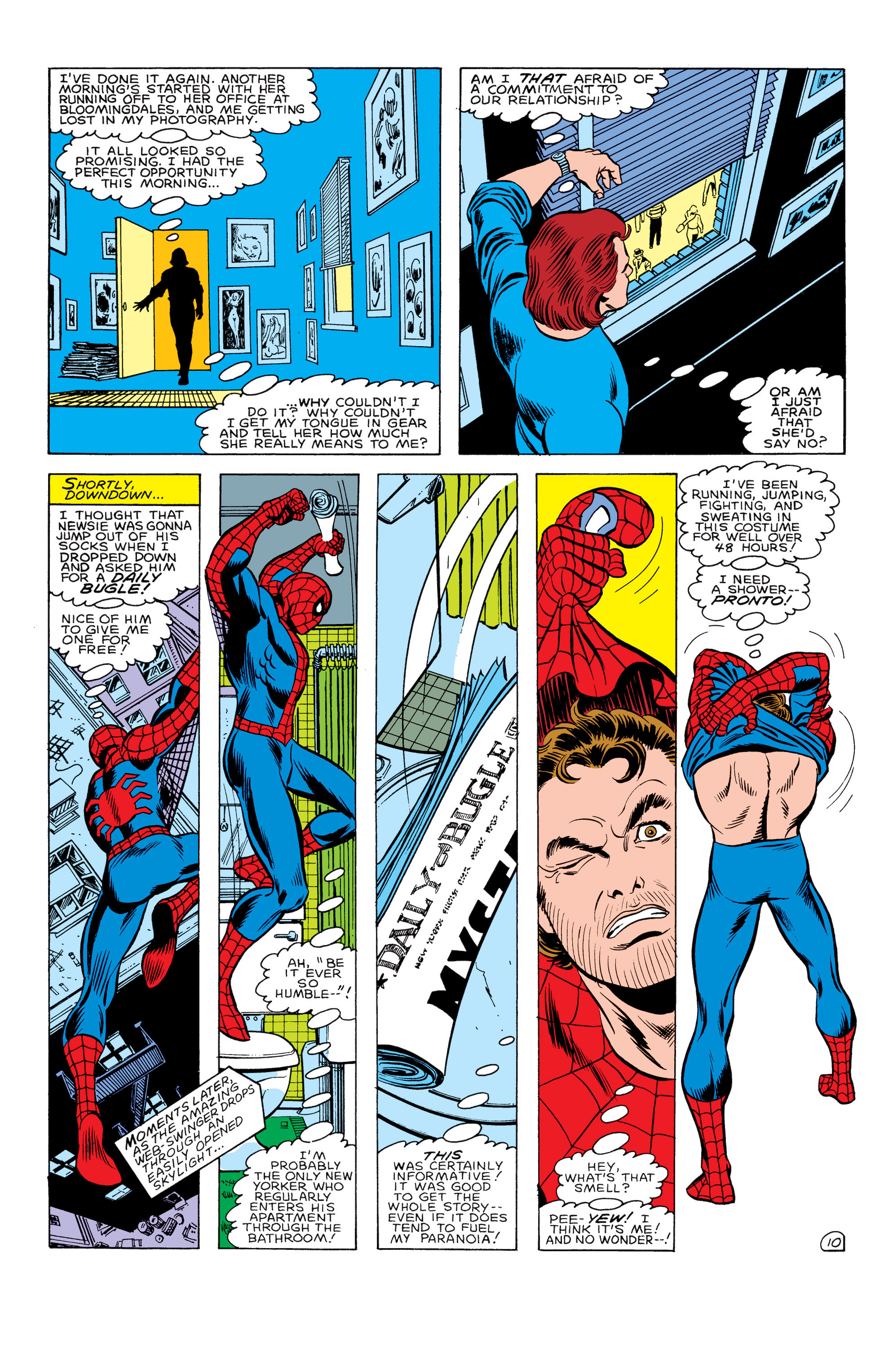 The Amazing Spider-Man (1963) 239 Page 10