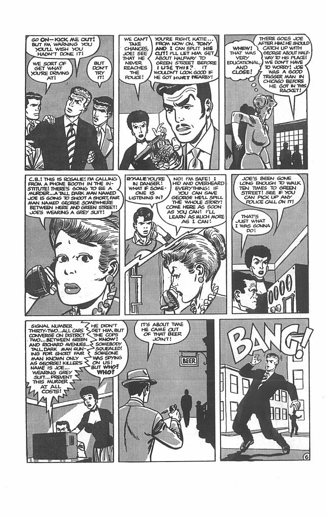 Read online Men of Mystery Comics comic -  Issue #22 - 22