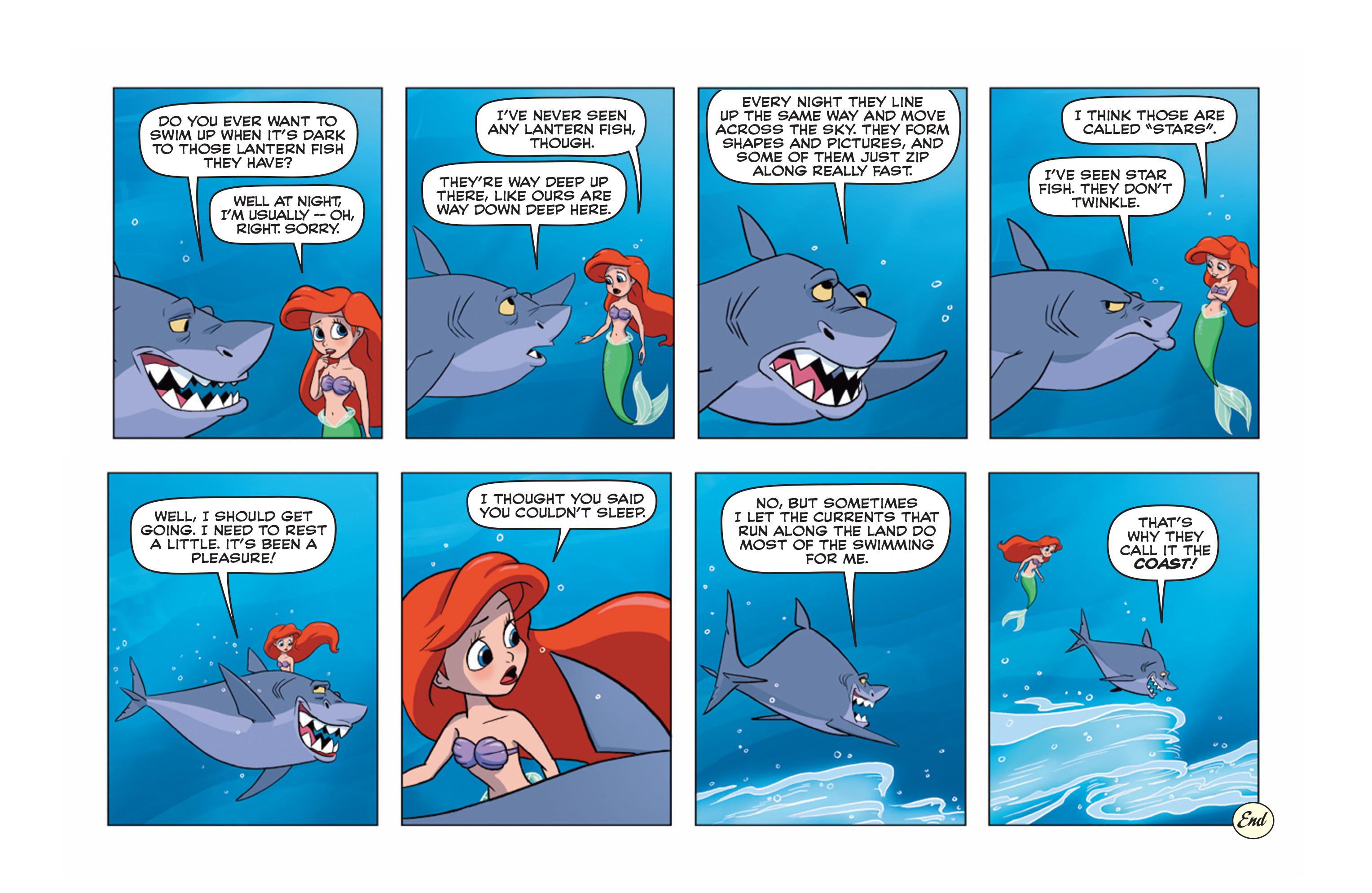 Read online Disney Princess comic -  Issue #11 - 7