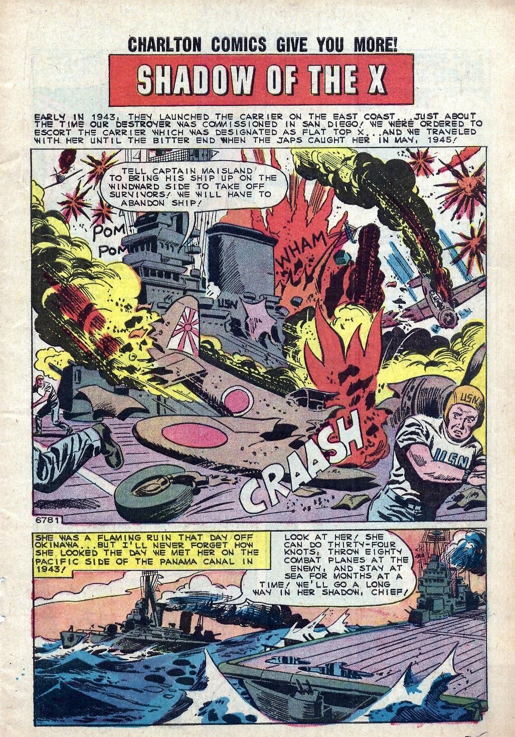 Read online Fightin' Navy comic -  Issue #94 - 3