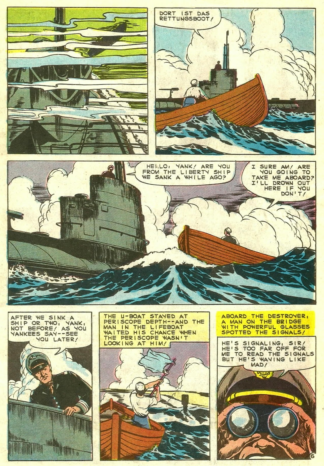 Read online Fightin' Navy comic -  Issue #130 - 25