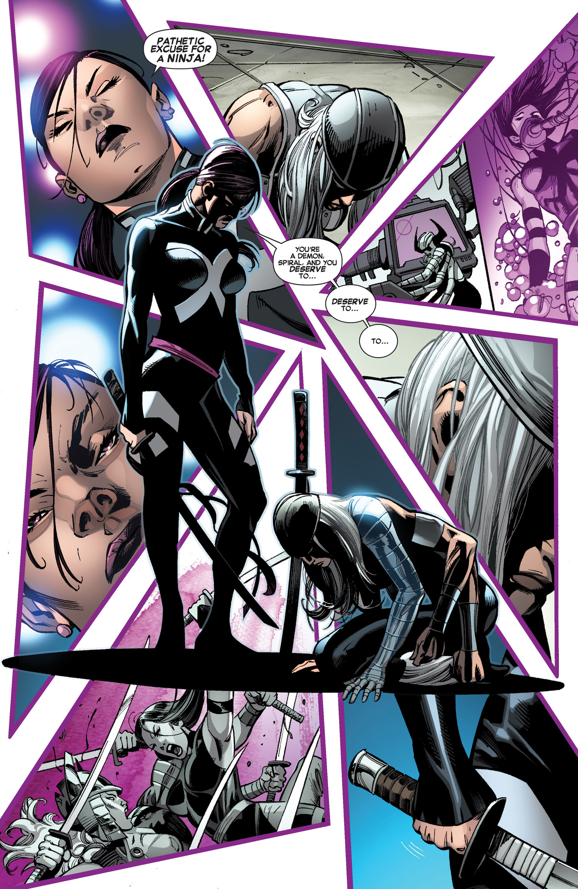 Read online Uncanny X-Force (2013) comic -  Issue #4 - 18