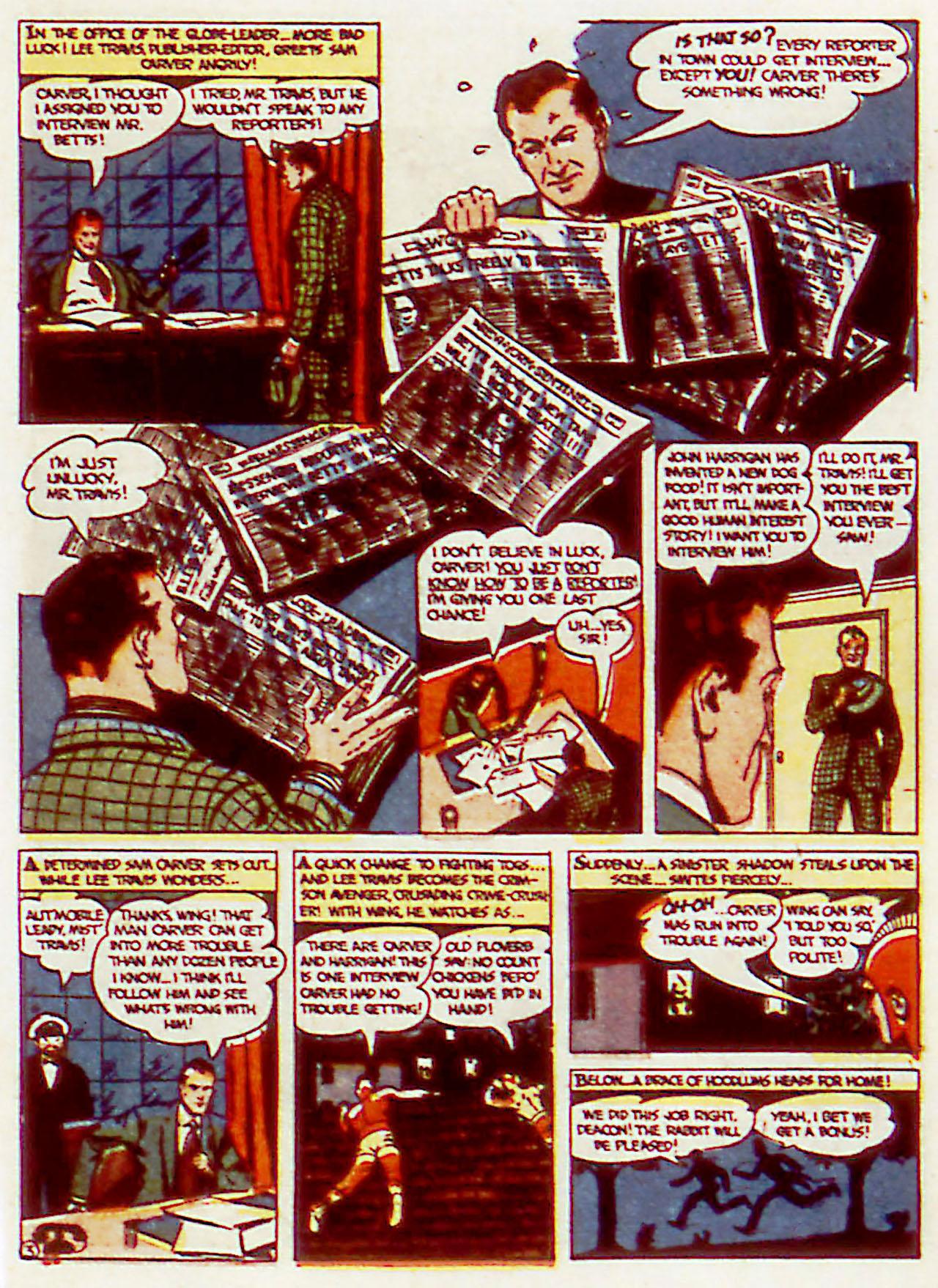 Read online Detective Comics (1937) comic -  Issue #71 - 33