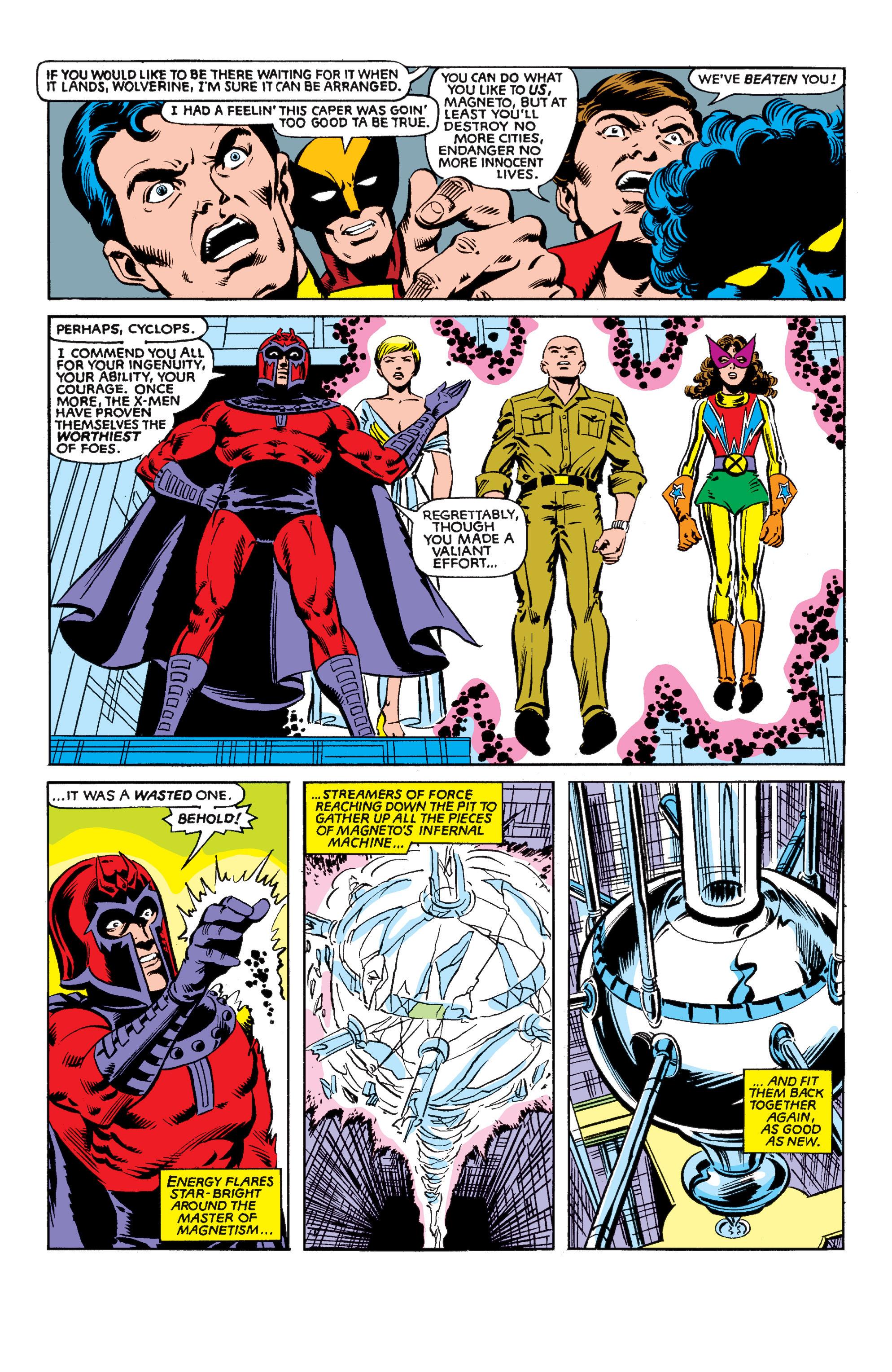 Read online Uncanny X-Men (1963) comic -  Issue #150 - 27