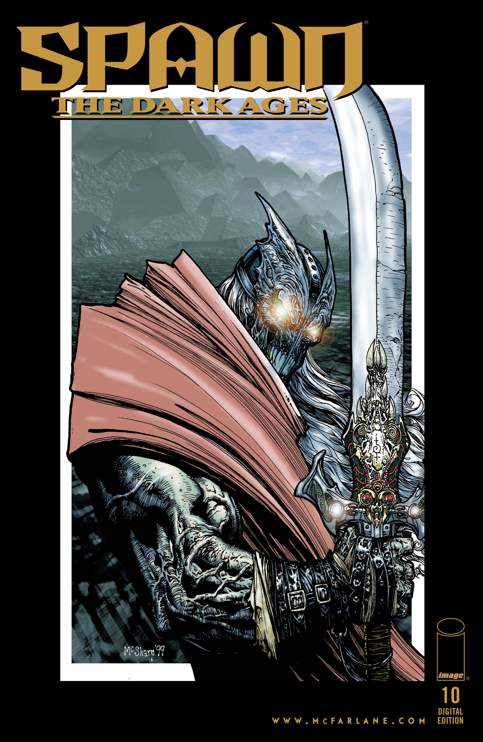 Spawn: The Dark Ages 10 Page 1