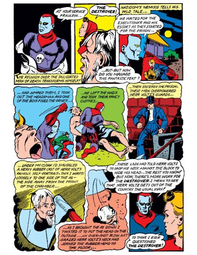Read online All-Winners Comics comic -  Issue #5 - 57