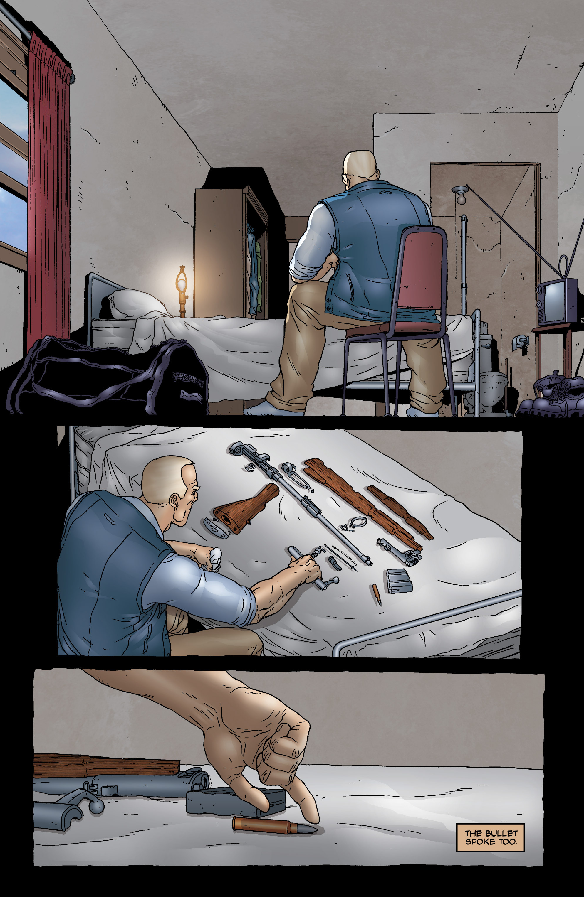 Read online 303 comic -  Issue #6 - 3