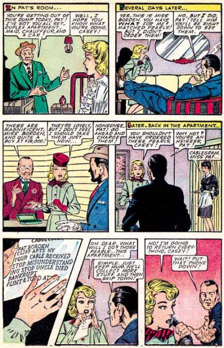 Marvel Mystery Comics (1939) issue 75 - Page 30