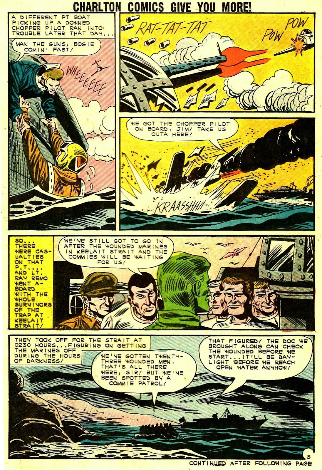 Read online Fightin' Navy comic -  Issue #109 - 5