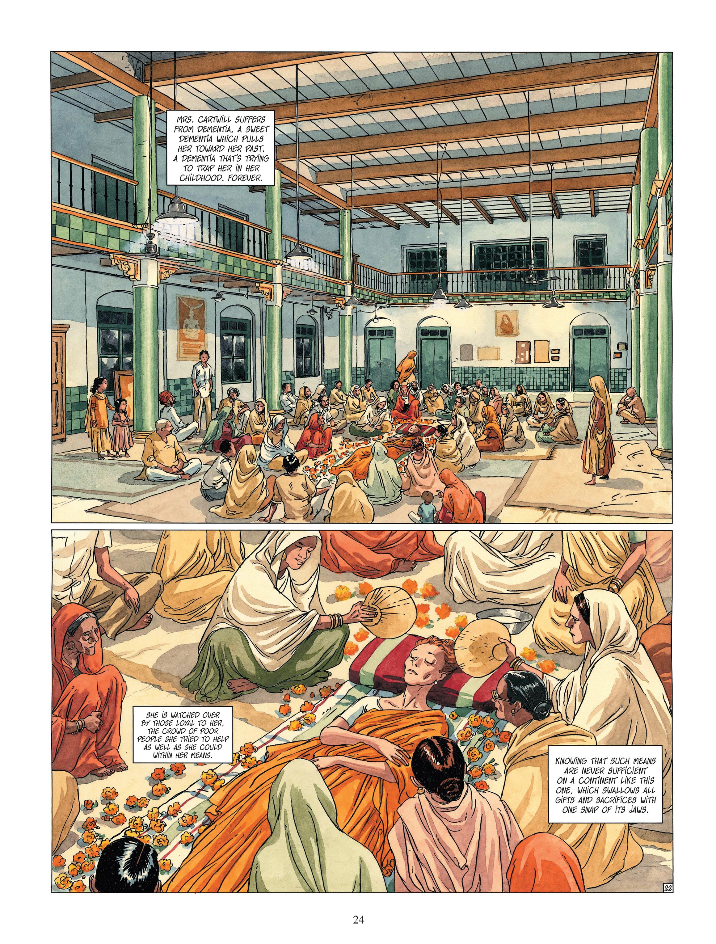 Read online Djinn comic -  Issue #13 - 25