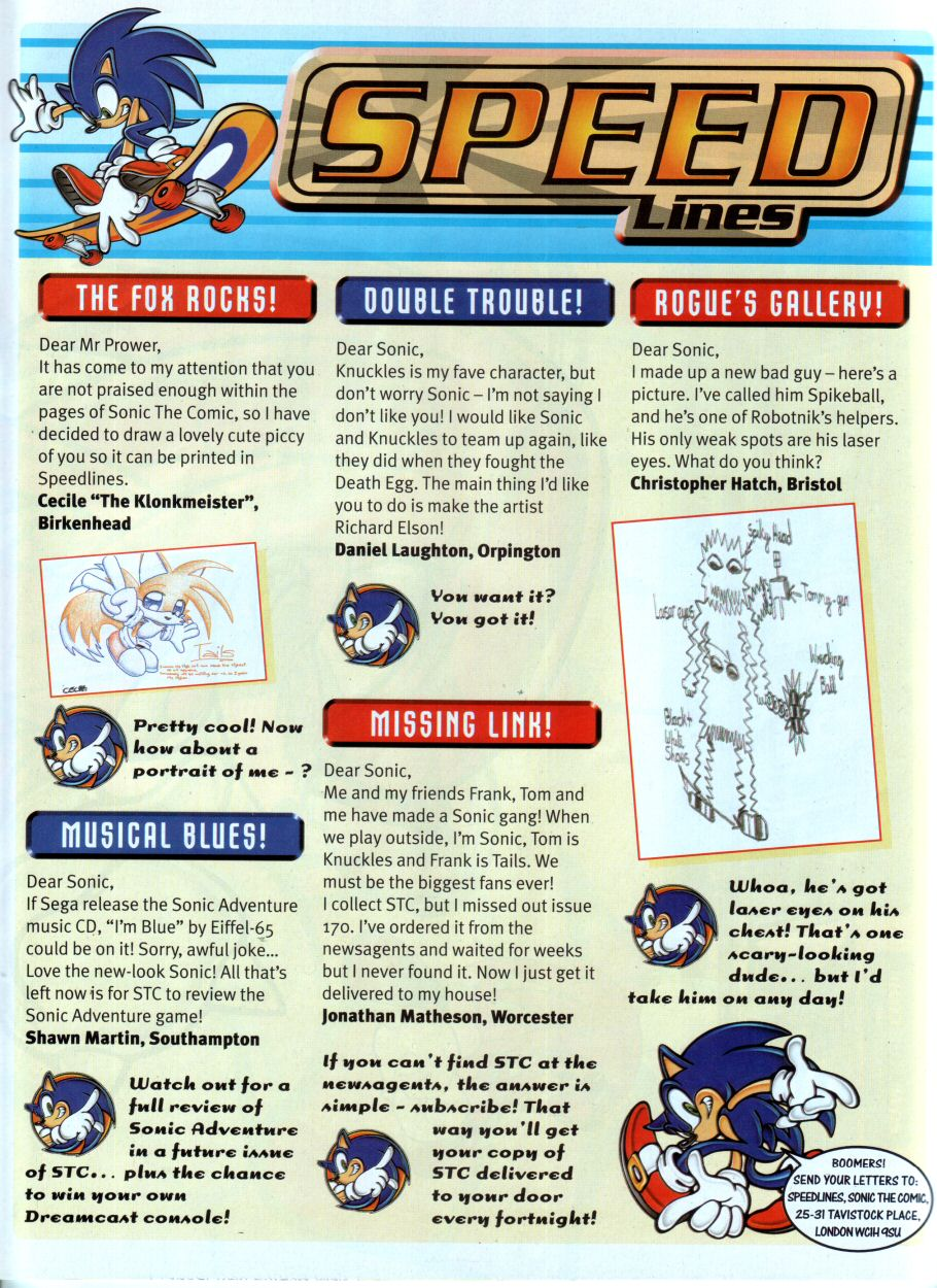 Read online Sonic the Comic comic -  Issue #178 - 8