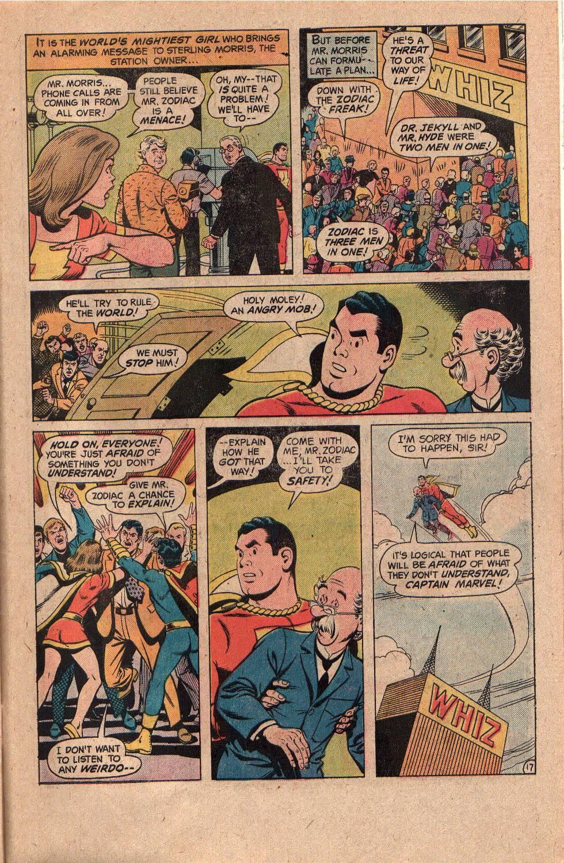 Read online Shazam! (1973) comic -  Issue #20 - 29